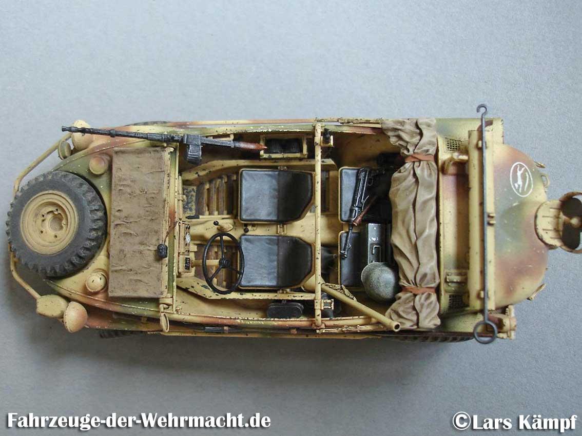 VW Typ 166 Schwimmwagen im